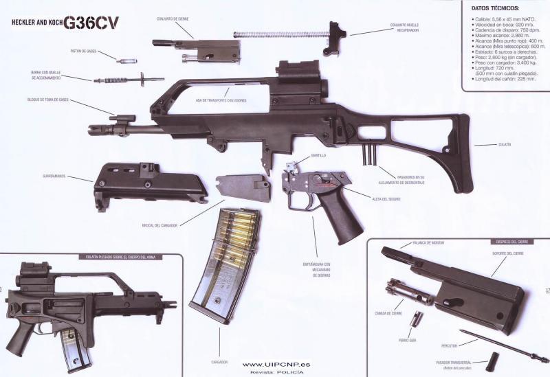 Revista De Tiro Armas